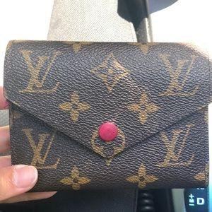 My Louis Vuitton wallet brand new 300